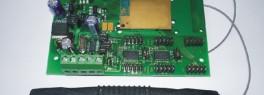 V20 vývojově aplikační deska pro GSM ovládání, monitoring